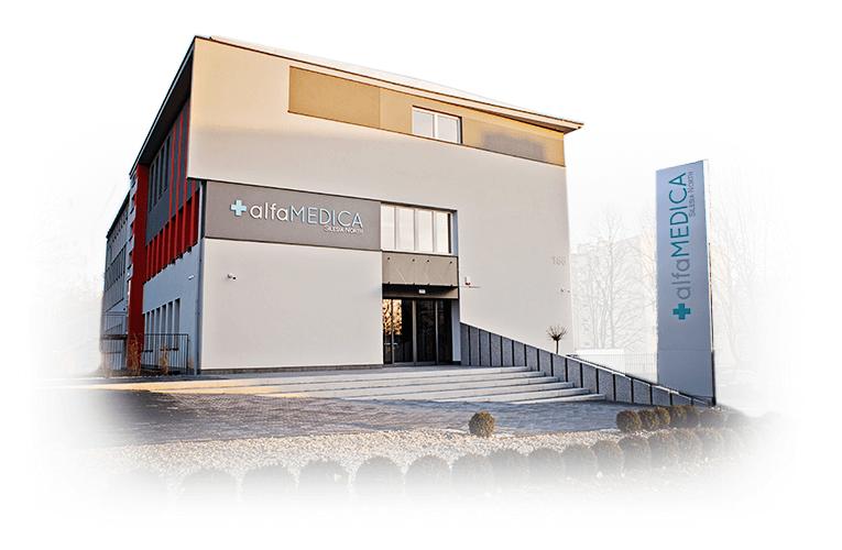 Centrum Medyczne Alfamedica Silesia North